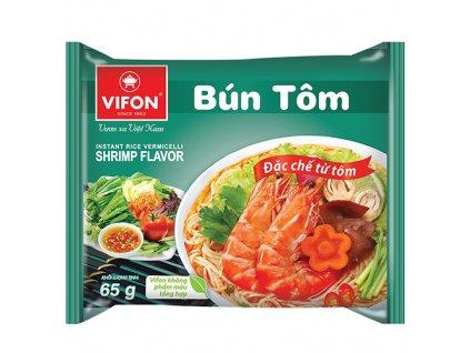 Vifon Bun Tom Krevetová Instantní Polévka 65g VNM