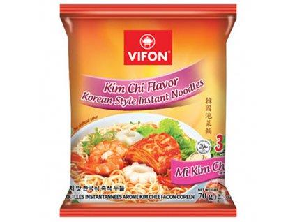 Vifon Kim Chi Flavour Kim Chi Instantní Nudle 60g VNM