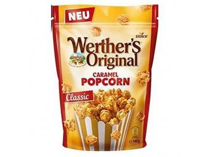 Storck Werther s Original Caramel Popcorn Classic 140g DEU