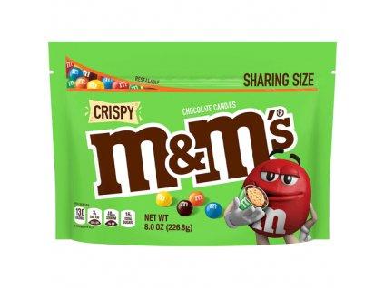 M&M's Crispy 226,8g USA