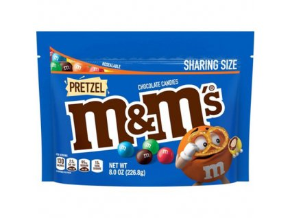 M&M's Pretzel 226,8g USA