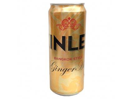 Kinley Bangkok Style Tonic Ginger Ale 330ml CZE