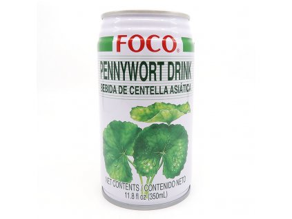 Foco Pennywort, 350ml - PEPIS.SHOP