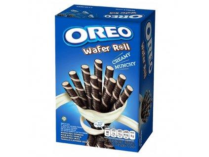 Oreo Wafer Roll Vanilla 54g Rurki Oreo Wanilia