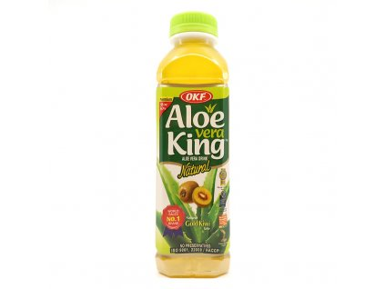 Nápoj Aloe Vera kiwi, 500ml - PEPIS.SHOP
