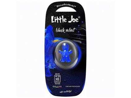 Little Joe Vůně Do Auta Liquid Membrane Black Velvet 3,5ml ITA