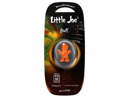 Little Joe Vůně Do Auta Liquid Membrane Fruits 3,5ml ITA