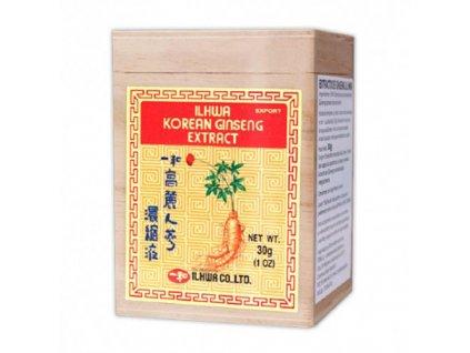 tongil extracto puro de ginseng coreano il hwa 30g
