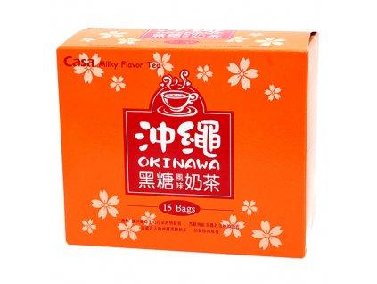 Casa Okinawa Milk Tea Balení (15x25g) TWN