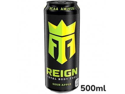 Reign Total Body Fuel Sour Apple 500ml 1 pcs