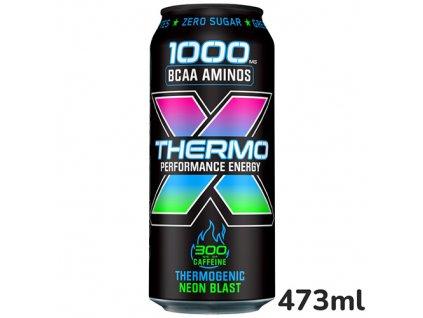 vyr 2470 Rockstar Thermo Neon Blast 473ml