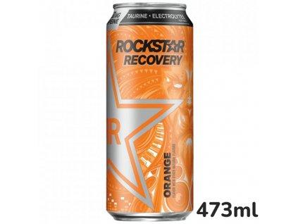 6631 rockstar recovery orange 473ml