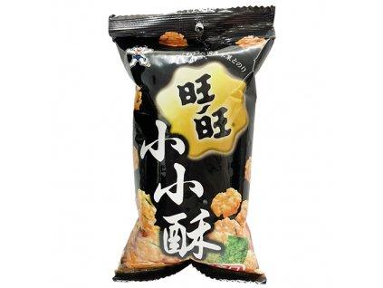 Want Want Křupavý Snack Mořské Řasy 60g TWN