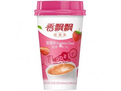 XPP Instant Strawberry Milk Tea 80g CHN