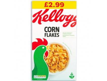 new kellogg original cornflakes 550g