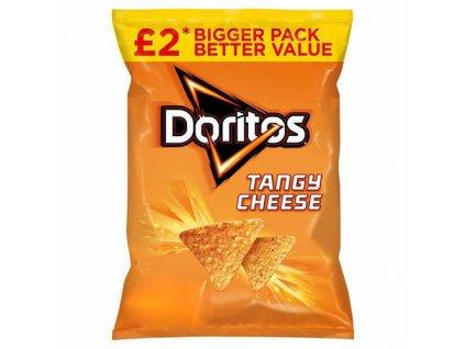Doritos Tangy Cheese 200g UK