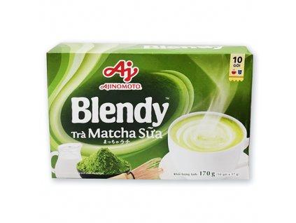 Ajinomoto Blendy Instant Matcha Latte Balení 170g (10x17g) VNM