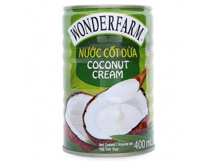vietnam wonderfarm coconut cream 400ml