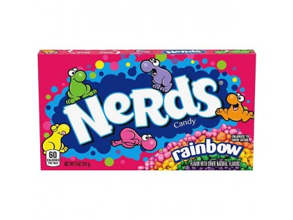 Nerds Rainbow Duha Mix 142g USA