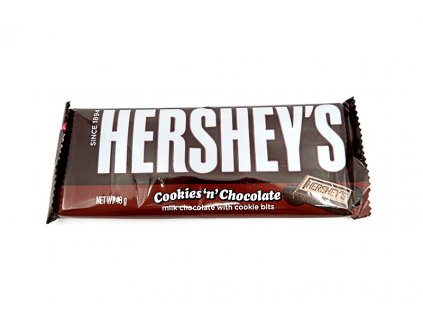2129 hershey s s mlecnou cokoladou a susenkami