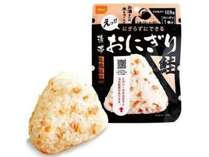 Instant Onigiri Rice ball Salmon Onishi15pack set From