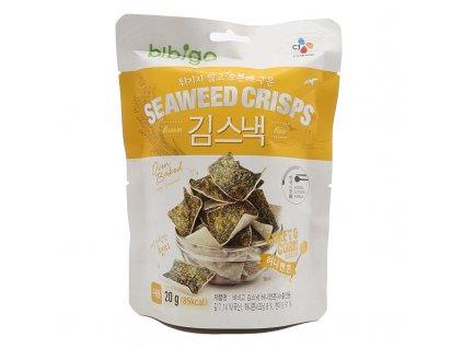 2141 ryzove chipsy s morskou rasou medem a kukurici