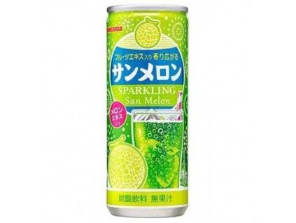 Sangaria San Melon Sparkling Soda 250ml