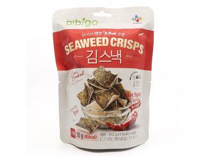 2153 ryzove chipsy s morskou rasou palive