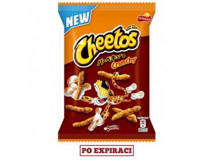Cheetos Crunchy BBQ Křupky 75g JAP
