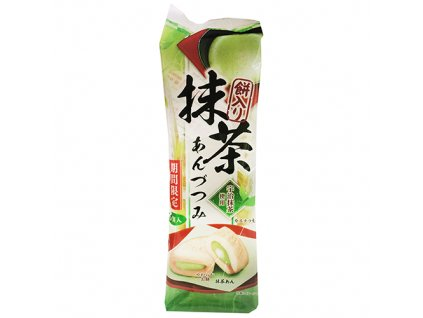 Tenkei Matcha Mochi Monaka Cakes 174g JAP