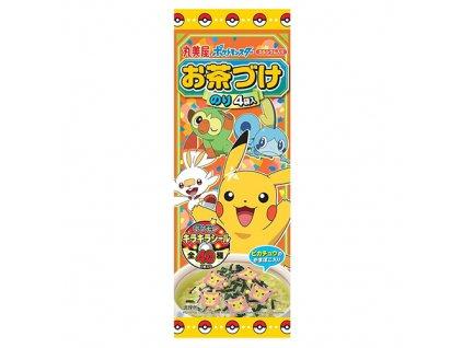 Ocha-Zuke Pokemon Topping Zdobení Na Nudle 14,4g JAP