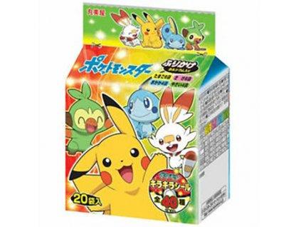 Furikake Pokémon Koření Mini Packs 50g JAP