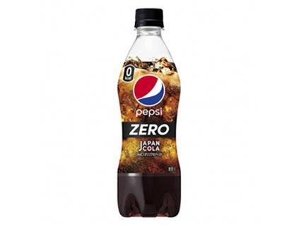 11 6 2021 Pepsi Japan Cola Zero Bez Cukru 490ml JAP