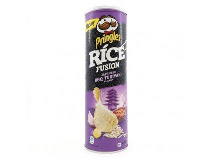 Rýžové Pringles s příchutí Japonské BBQ Teriyaki - PEPIS.SHOP