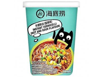 Hi Instant Vermicelli Hot & Sour Spicy Nudle V Kelímku 103g CHN