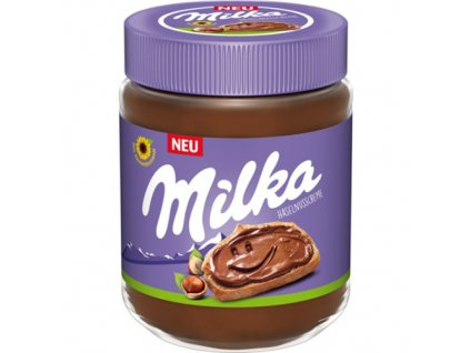 Milka Hazelnut Creme 350g SK a
