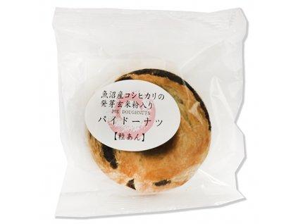 Taiyo Donut Mini Pie Red Bean 65g JAP