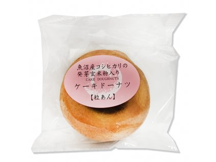 Taiyo Donut Mini Cake Red Bean 68g JAP