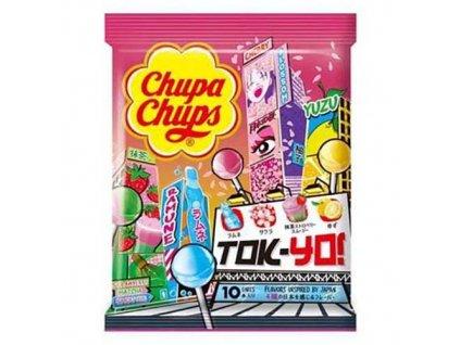 0011 Chupa Chups Tokyo Assorted Ramune grande
