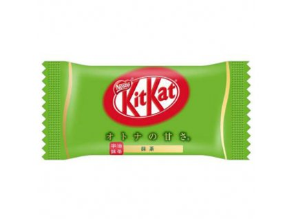 Nestle KITKAT Mini OTONA NO AMASA Matcha Green Tea Package