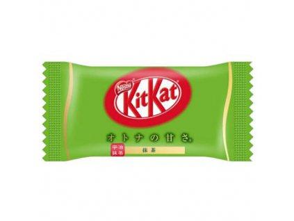Nestle KITKAT Mini OTONA NO AMASA Matcha Green Tea Package