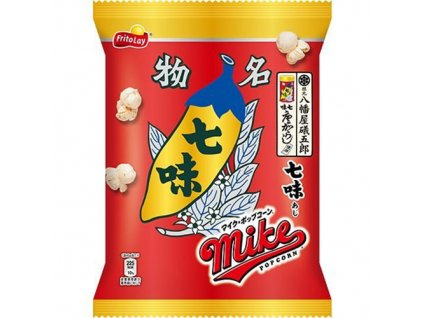 Frito Lay Mike Hot Pepper Popcorn 45g JAP