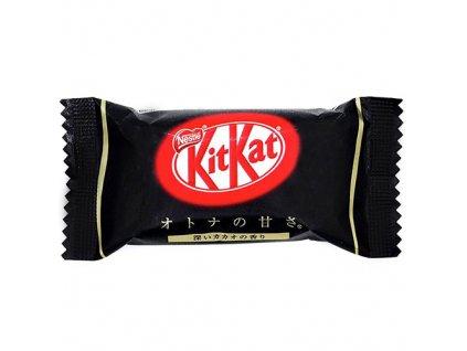 show Japanese Kit Kat Dark Chocolate 150g 2