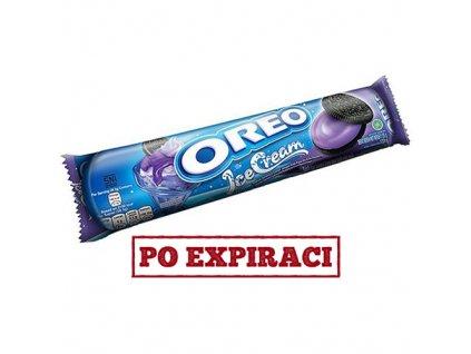 Po Expiraci Oreo Ice Cream Blueberry 133g IDN