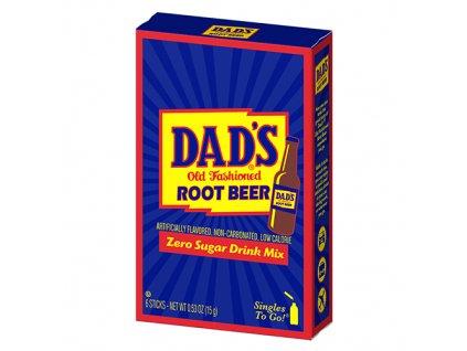 Dads 6ct Root Beer Left