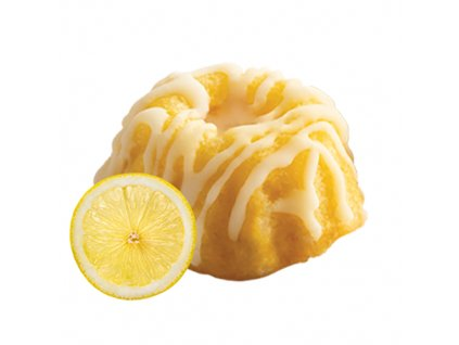 Lemon Drizzle Baby Bundts