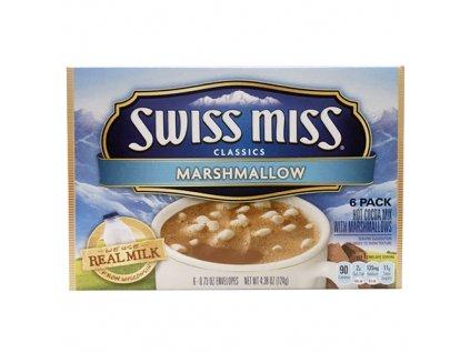 Swiss Miss Hot Cocoa Mix Marshmallows (6ks) 124g USA