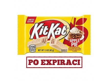 Po Expiraci Kitkat Apple Pie 42g USA