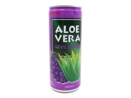 239 lotte aloe vera hroznove vino drink 240ml