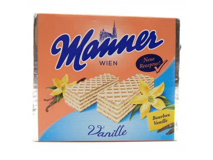 Manner vanilková oplatka - PEPIS.SHOP